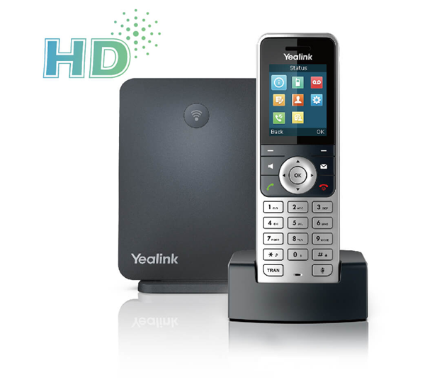 điện thoại ip yealink wireless dect w53p
