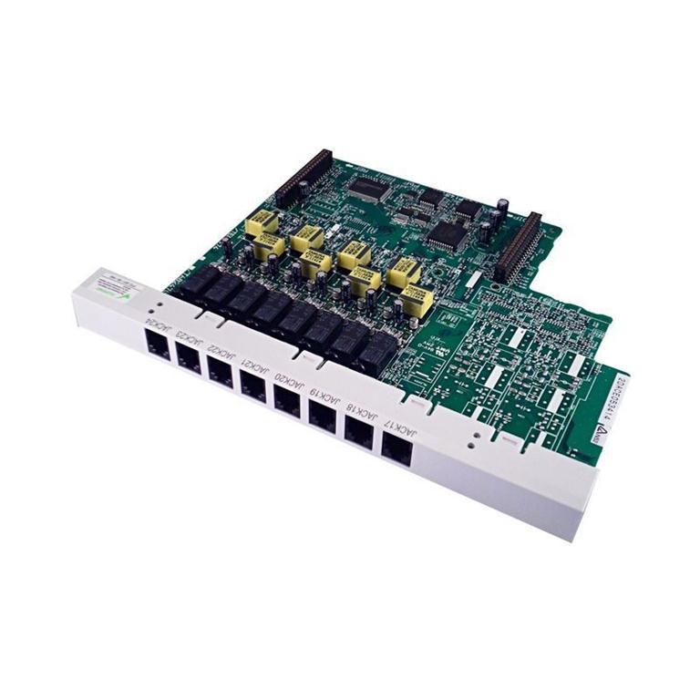KX-TE82474 - Card mở rộng 8 máy nhánh tổng đài Panasonic KX-TES824