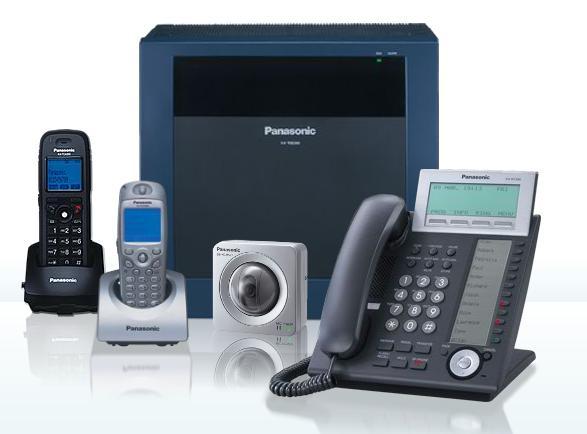 tổng đài điện thoại IP Panasonic