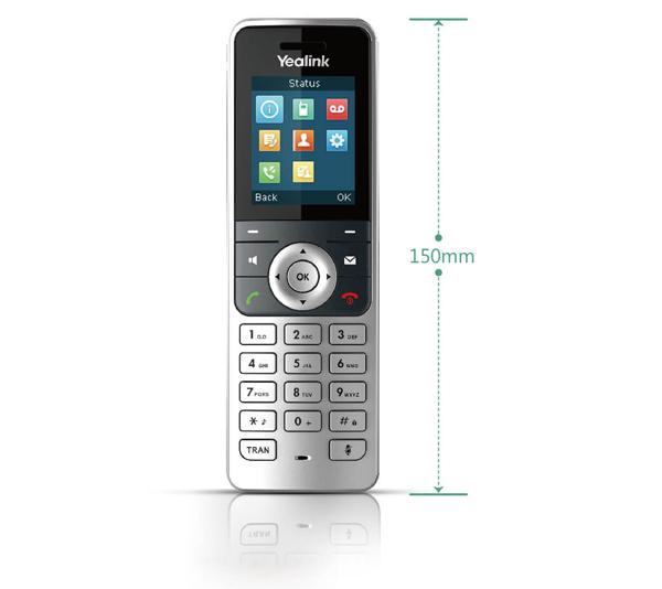 Yealink W53P - Điện thoại ip không dây