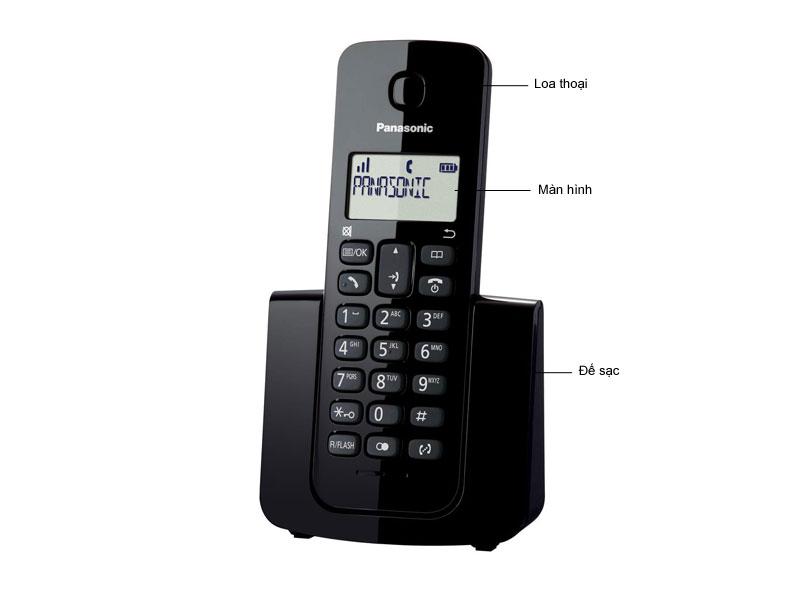 Chức năng điện thoại KX-TGB110