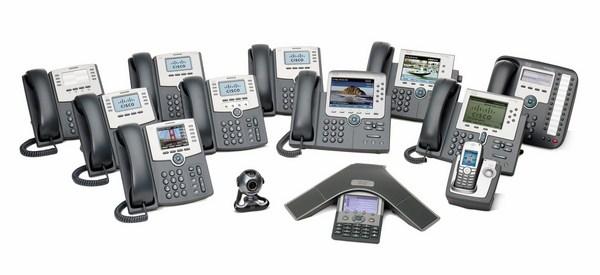 Điện thoại IP không bị hạn chế về vật lý