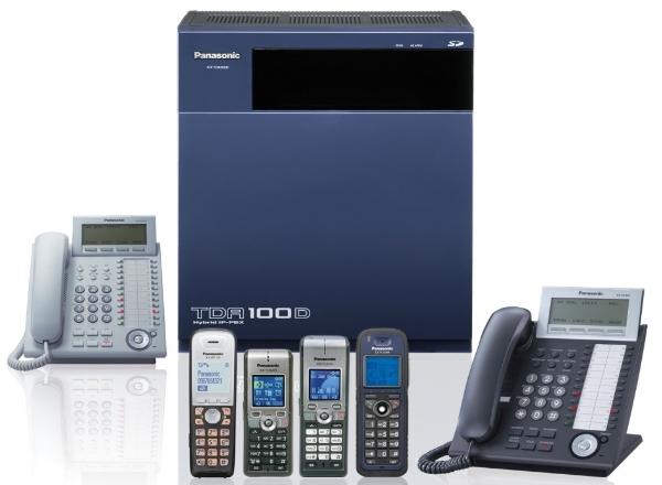 Giải pháp tổng đài ip panasonic cho hệ thống điện thoại