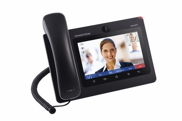 Điện thoại IP có tính năng tạo phòng họp thoại với số lượng lớn