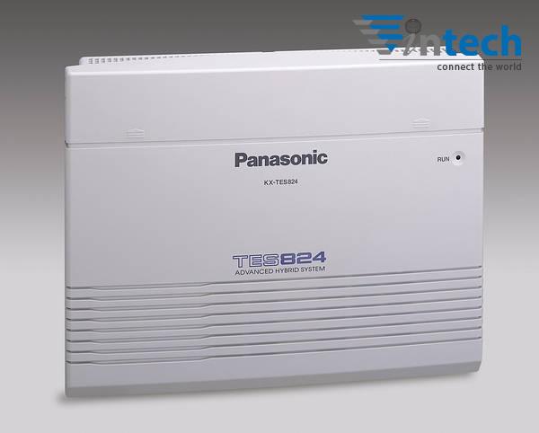 Tổng đài Panasonic KX-TES824 - 5 vào 16 máy lẻ