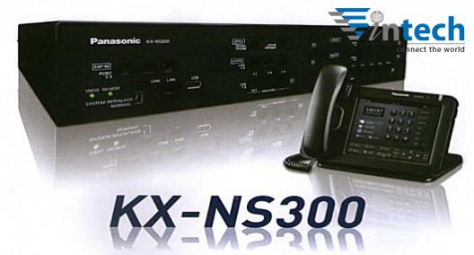 tong dai KXNS300 cau hinh 6CO - 40EXT