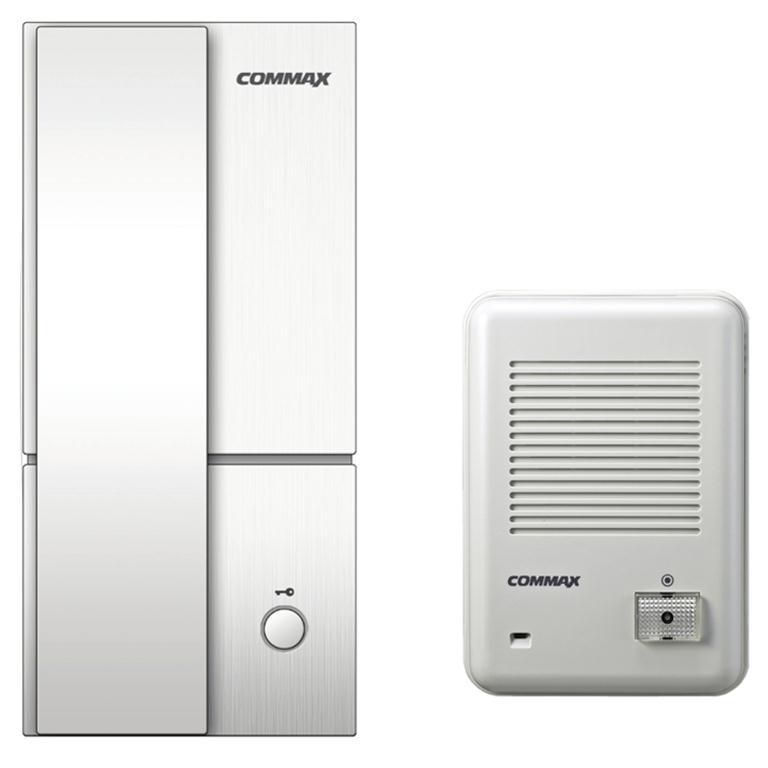 Điện thoại gọi cửa COMMAX DP-2LD/DR-201D