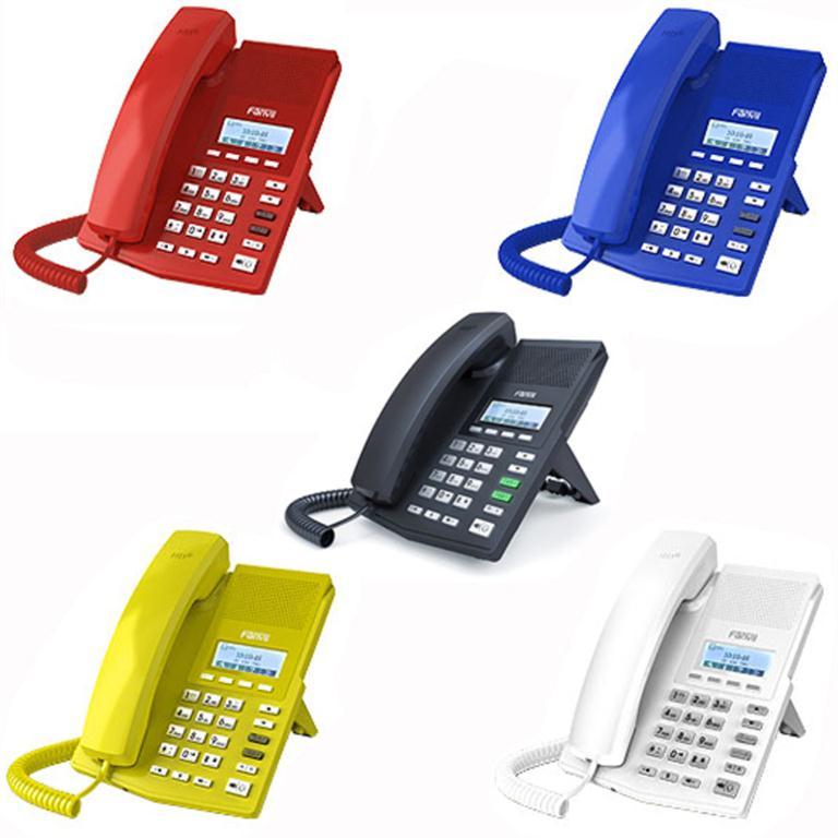 Điện thoại ip Fanvil X3E