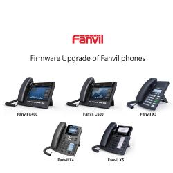 Hướng dẫn nâng cấp firmware cho điện thoại ip Fanvil
