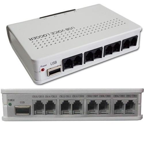 Máy ghi âm Tansonic 16 line USB – TX2006U16