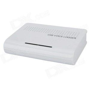Máy ghi âm điện thoại 4 lines VoiceSoft VSP-04UMáy ghi âm điện thoại 4 lines VoiceSoft VSP-04U