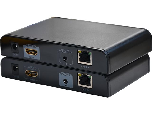 LKV373IR HDMI Extender – mở rộng HDMI qua lan
