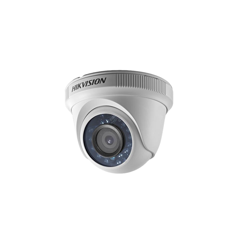 Camera HD-TVI bán cầu hồng ngoại HIK-56D6T-IR