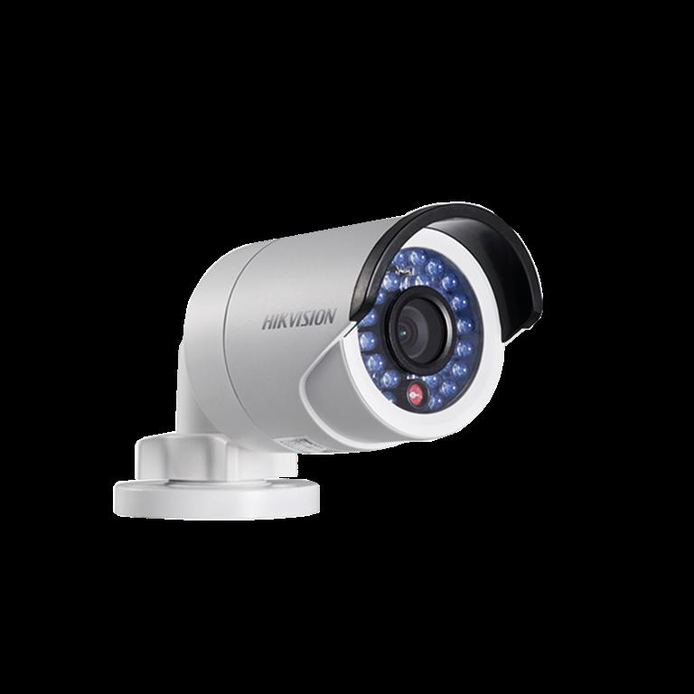 Camera  HD-TVI  hình trụ hồng ngoại HIK-16D6T-IR