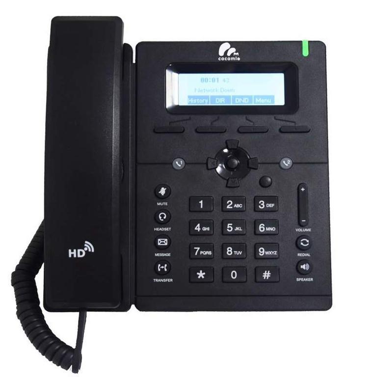 Điện thoại ip giá rẻ Cacamle IX-C52