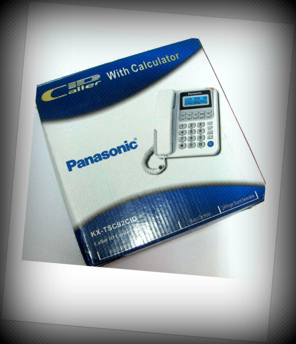 Điện thoại Panasonic KX-TSC92CID