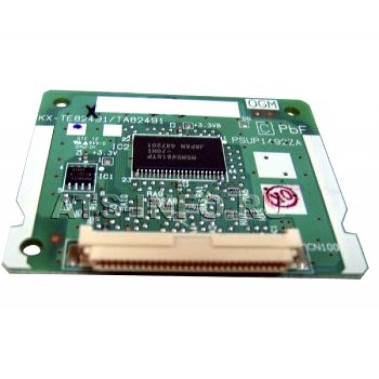 KX-TE82491 – Card trả lời tự động tổng đài panasonic KX-TES824