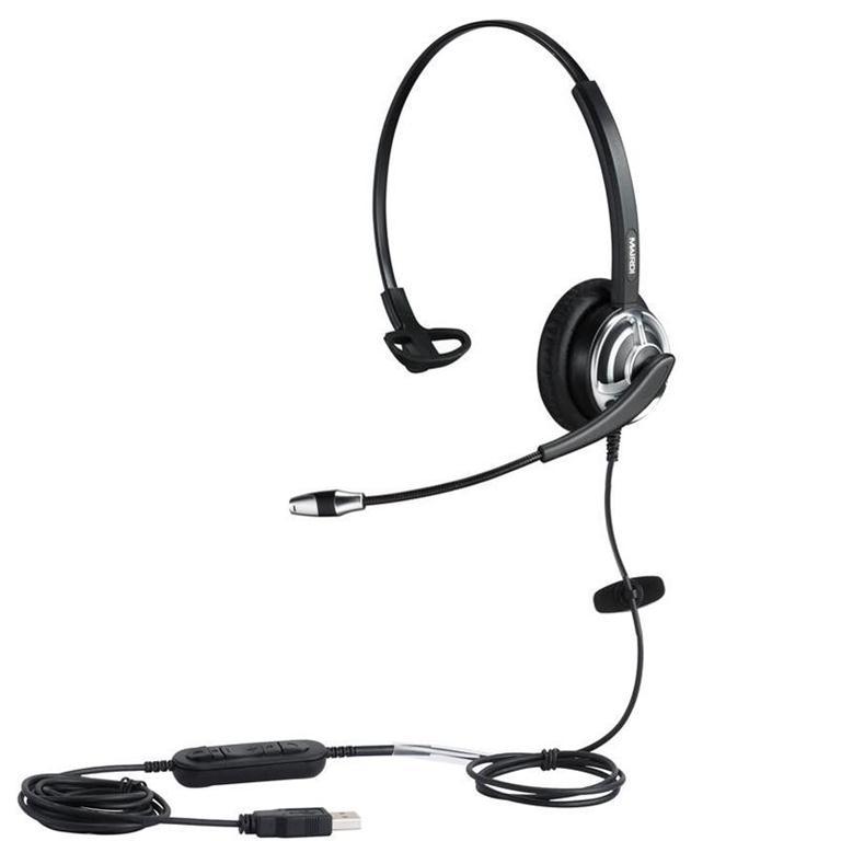 Tai nghe Callcenter MRD-805UC Lync