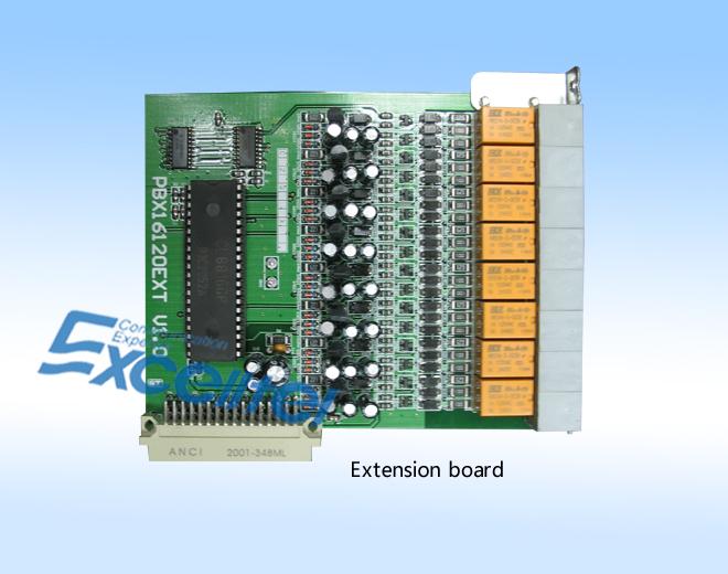 Card CE8 – Mở rộng 8 máy lẻ cho dòng tổng đài CP1696