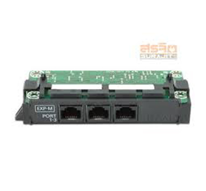 KXNS5130X – Card kết nối khung phụ tổng đài Panasonic KXNS320