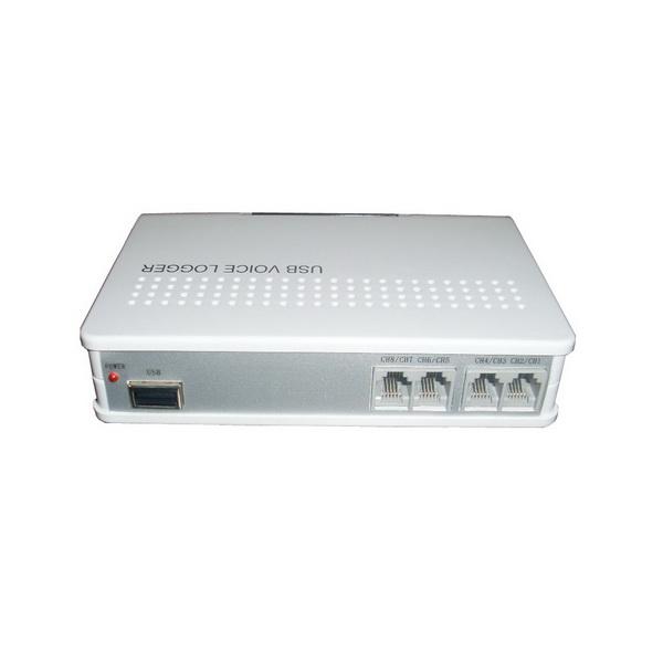 Máy ghi âm điện thoại 8 lines VoiceSoft VSP-08U