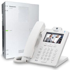 Tổng đài Panasonic KX-HTS824 - 4CO vào 16 máy lẻ