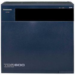 Tổng đài Panasonic KX-TDA600 – 16 trung kế 128 máy lẻ