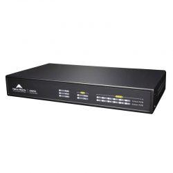 Tổng đài ip Newrock OM50-10S/2 tích hợp sẵn 10 máy lẻ (FXS) ra 2 cổng CO ( FXO)