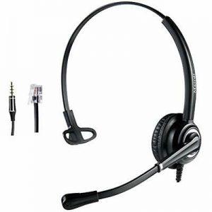 Tai nghe call center giá rẻ MRD609