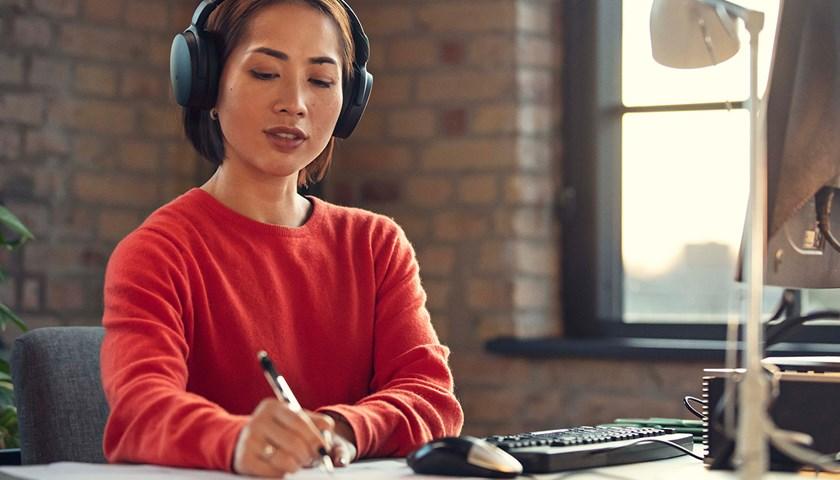 5 cách để tăng năng suất của bạn khi làm việc tại nhà