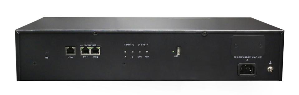 Tổng đài IP Newrock OM200G-IF-12S/12