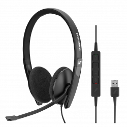 Tai nghe Call center Sennheiser SC 160 USB