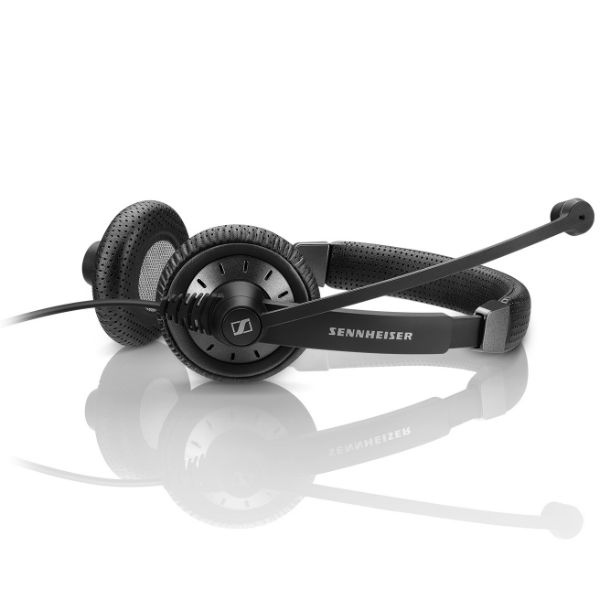 Tai nghe Call center Sennheiser SC 75 Jack cắm 3.5mm