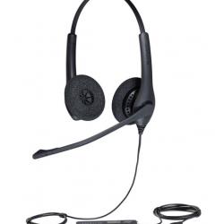 Tai nghe Jabra Biz 1500 USB Duo hai bên tai
