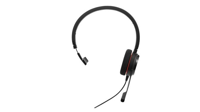 Tai nghe Jabra Evolve 20 mono UC&MS loại 1 tai