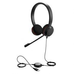 Tai nghe Jabra Evolve 20 stereo UC&MS loại 2 tai