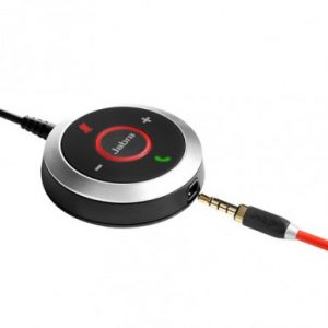 Tai nghe Jabra Evolve 40 stereo UC&MS loại 2 tai, jack 3.5