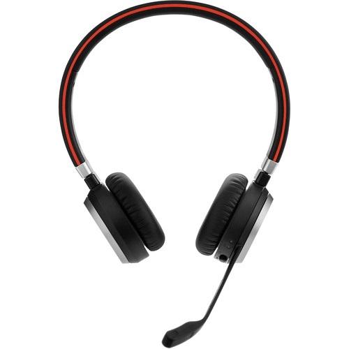 Tai nghe Jabra Evolve 65 Stereo UC&MS có Bluetooth, loại hai bên tai