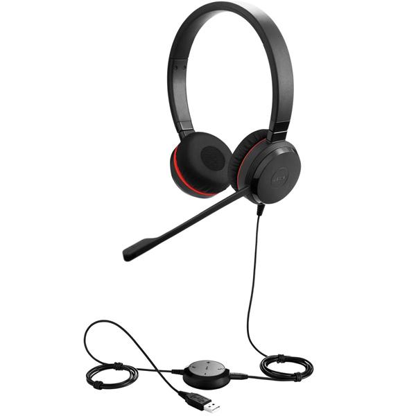 Tai nghe Jabra Evolve 30 Stereo UC&MS loại 2 tai