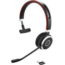 Tai nghe Jabra Evolve 65 mono UC&MS loại 1 tai có bluetooth