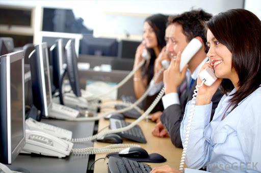 Điện thoại ip cho trung tâm chăm sóc khách hàng