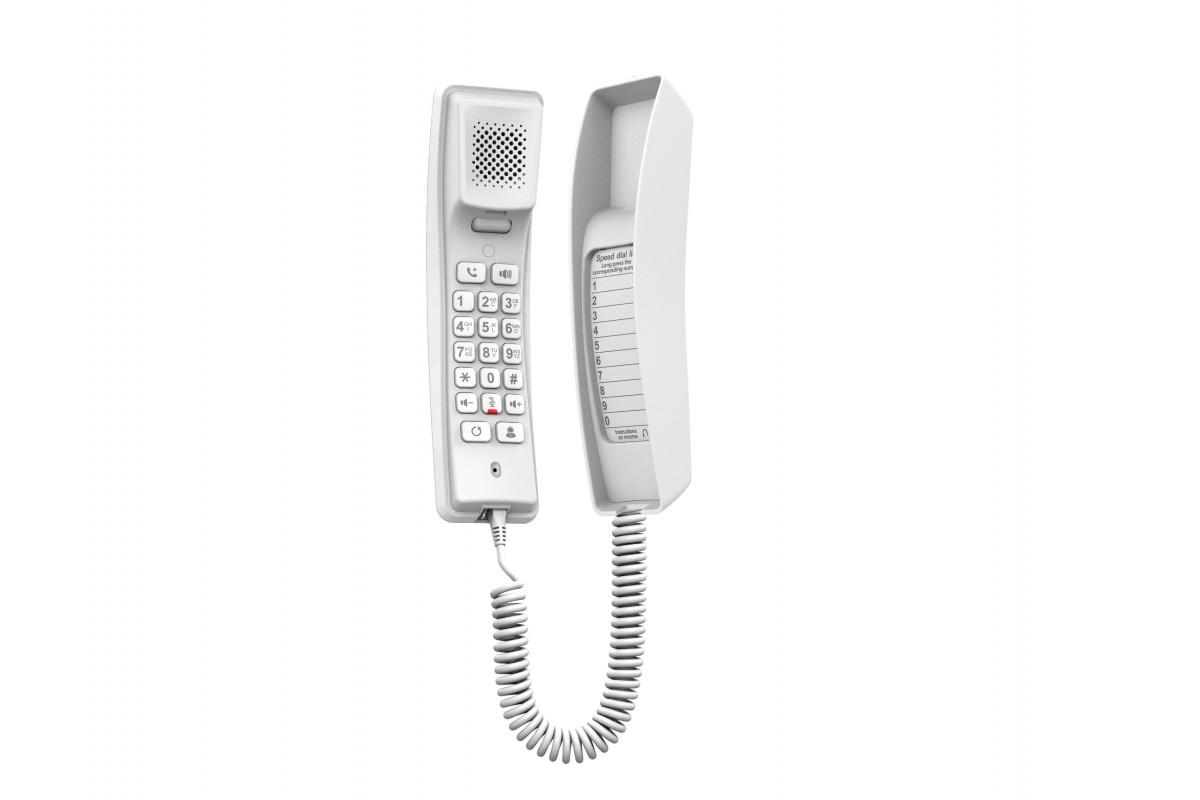 Điện thoại ip cho phòng tắm trong khách sạn Fanvil H2U