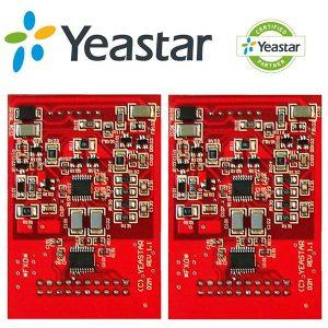 Module Yeastar O2 2FXO