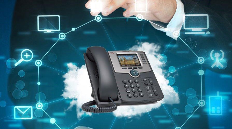 Tiện ích khi sử dụng điện thoại bàn IP.