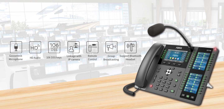 Các bước để cài đặt tổng đài VoIP.