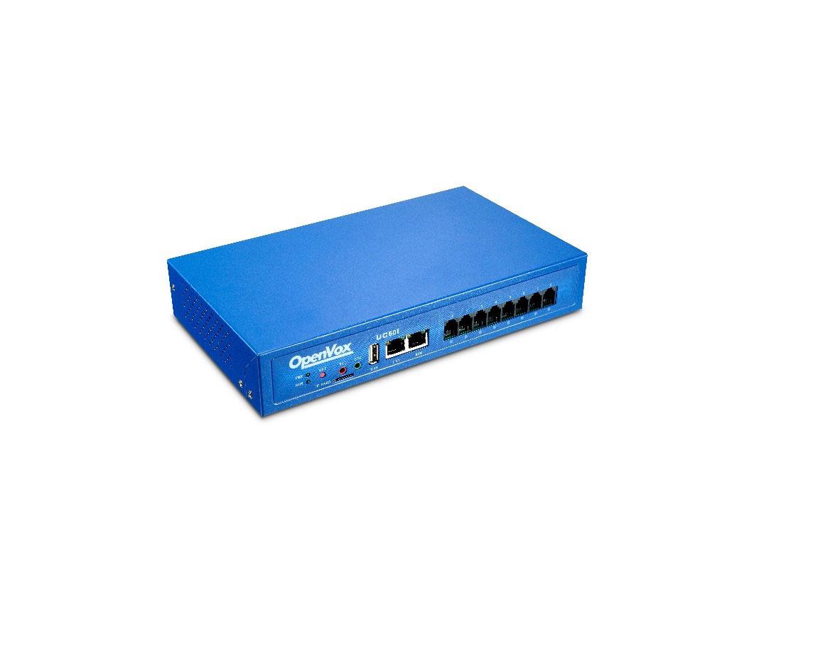 Tổng đài IP giá rẻ OpenVox UC501