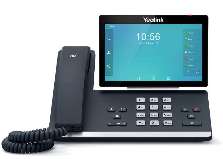 Yealink dòng điện thoại phổ biến được tin dùng trên thị trường