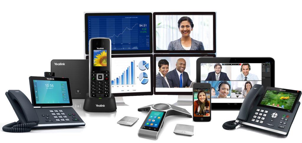 Hiện tại, điện thoại cố định IP có 3 loại chính