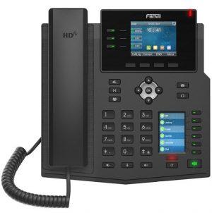Fanvil X4U tổng đài điện thoại VoIP