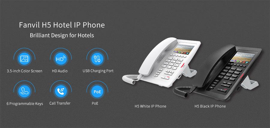 Hệ thống tổng đài điện thoại IP cho khách sạn resort